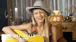 Jewel Performs 'Hands', 'Who Will Save Your Soul' & More | MTV Unplugged at Home