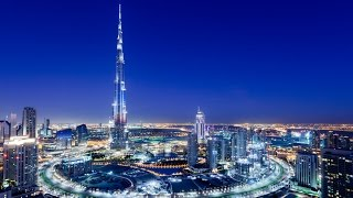 Remarkable Views Of The Burj Khalifa Top Floor!