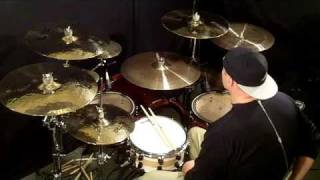 99 Red Balloons by Goldfinger [Drum Cover]