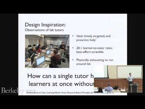 Interactive Systems for Learning Programming at Scale (Philip Guo)