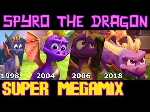 Spyro The Dragon Super Megamix [Read Description]