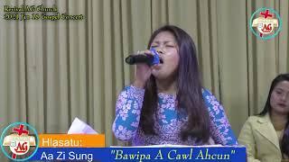 Aa Zi Sung Bawipa A Cawl Ahcun Revival AG Church Gospel Concert 2021 January 18