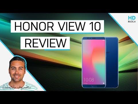 b48c685a871b79 Honor View 10 punta in alto ma ha i suoi limiti | Recensione - HDblog.it