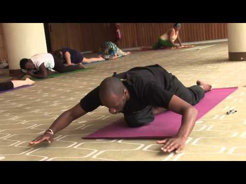 Afrikan Yoga @ Southbank Centre