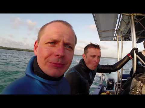 Extreme Blue Water Spearfishing Pemba 2014 Part 1