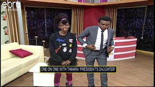 Sit Down With The Kansoul And Uhuru's Alleged Daughter On Chipukeezy Show (Eps 3)