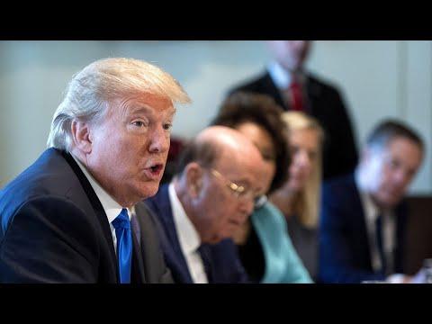 Trump tells senators: 'You're afraid of the NRA' Mp3
