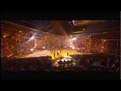 X Factor - Top 4 - I'm Coming Home - 2012 USA - HD