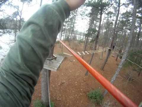 Treetop Adventure Callaway Gardens Youtube