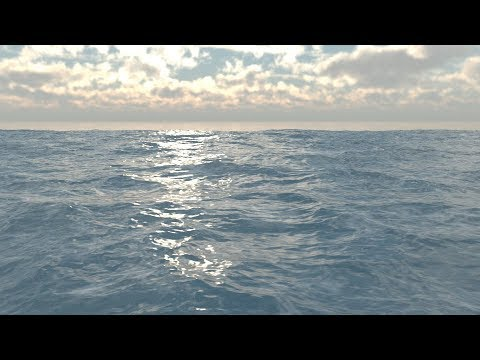 Creating an ocean - Part 2 of 4: Tiling an ocean for rendering