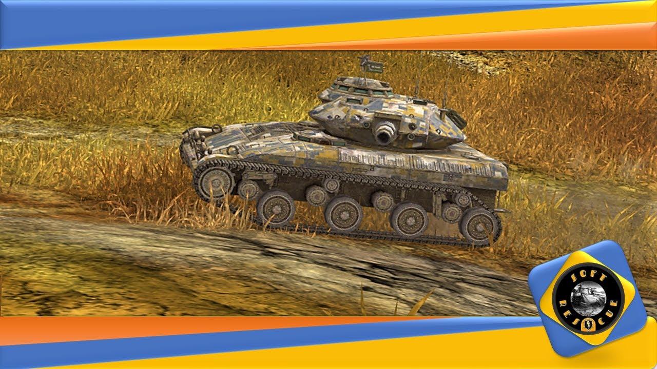 T92E1: 7.4K DMG ● Ho-Ri : 7.6K DMG