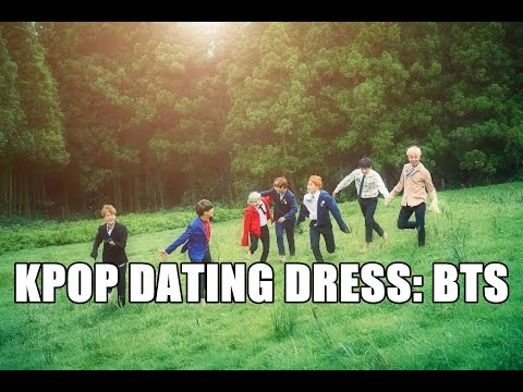 Kpop Dating Dress: BTS [with story]