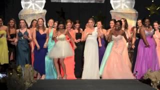 MAHS Prom Fashion Show 2013