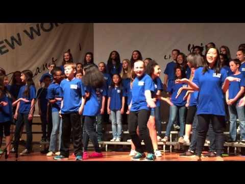 Hull Middle School 6th Grade Chorus