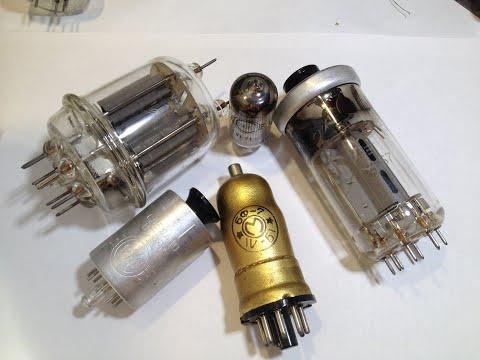 Радиолампы.Как они устроены и их принцип работы.Заменят ли они транзисторы в выходном каскаде