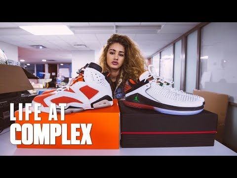 new product 73f68 9c22f THE OFFICIAL AIR JORDAN 6 GATORADE COLLAB!    LIFEATCOMPLEX