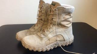 Review: Rocky S2V Gore-Tex Waterproof 400G Insulated Tactical Military Boot