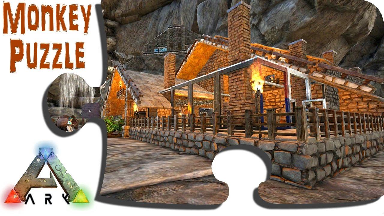 Exploring Ragnarok in Game - Ep15 - Designing the Arctic Adventurer's  Chalet (in Pirate's Cave)- ARK