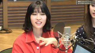 180413 TWICE(트와이스)김신영 라디오 정오의 희망곡MBC FM4U