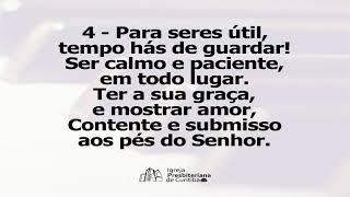 25/10/2020 - Culto 19 h - Reverendo Davi Nogueira Guedes #LIVE