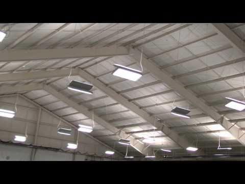 Best Lighting System In Columbus - Indoor Tennis Courts