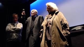 Micheline Presle et Jean Valère - 12 octobre 2013 (1/2)