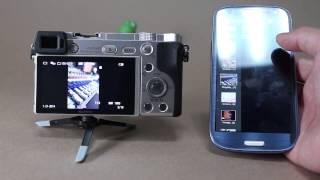 소니 미러리스 카메라 a6000 NFC Wi-Fi 무선…