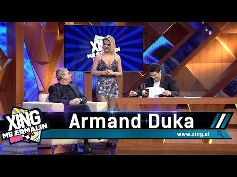 Armand Duka thumbon Kejvinen per lidhjen me futbollistin