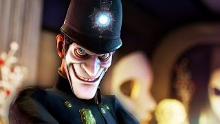 DON'T THROW ROCKS AT ME! | We Happy Few #4