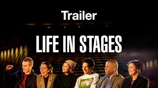 Life in Stages: Conversations at the National Theatre | S1 Eps 1-3 Trailer