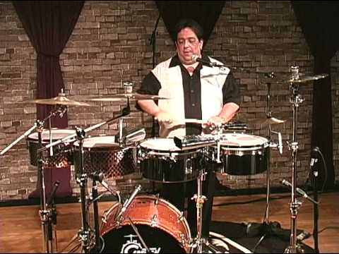 How-to Play Timbales in the Tradition of Tito Puente