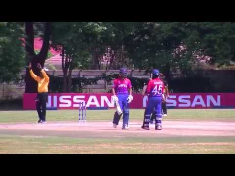 SIX! and Nepal wins the crucial match against Papua New Guinea