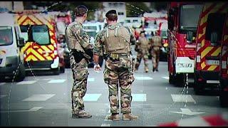 Iszlamista terrortámadás volt a párizsi rendőrgyilkosság, gyászol Franciaország