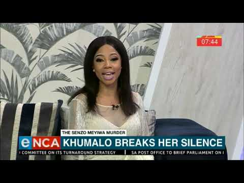 Kelly Khumalo Breaks Her Silence