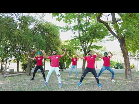 Muchh Diljit Dosanjh -Bhangra By Bhangra Vibes