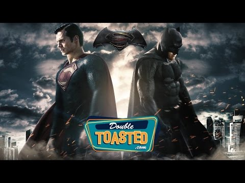 BATMAN V SUPERMAN DAWN OF JUSTICE - Double Toasted Review