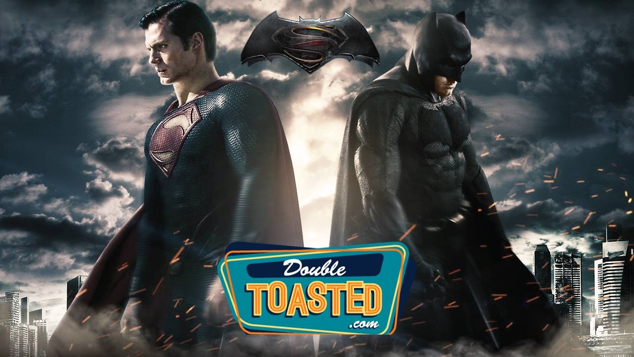 Batman V Superman Dawn Of Justice Double Toasted Review Youtube