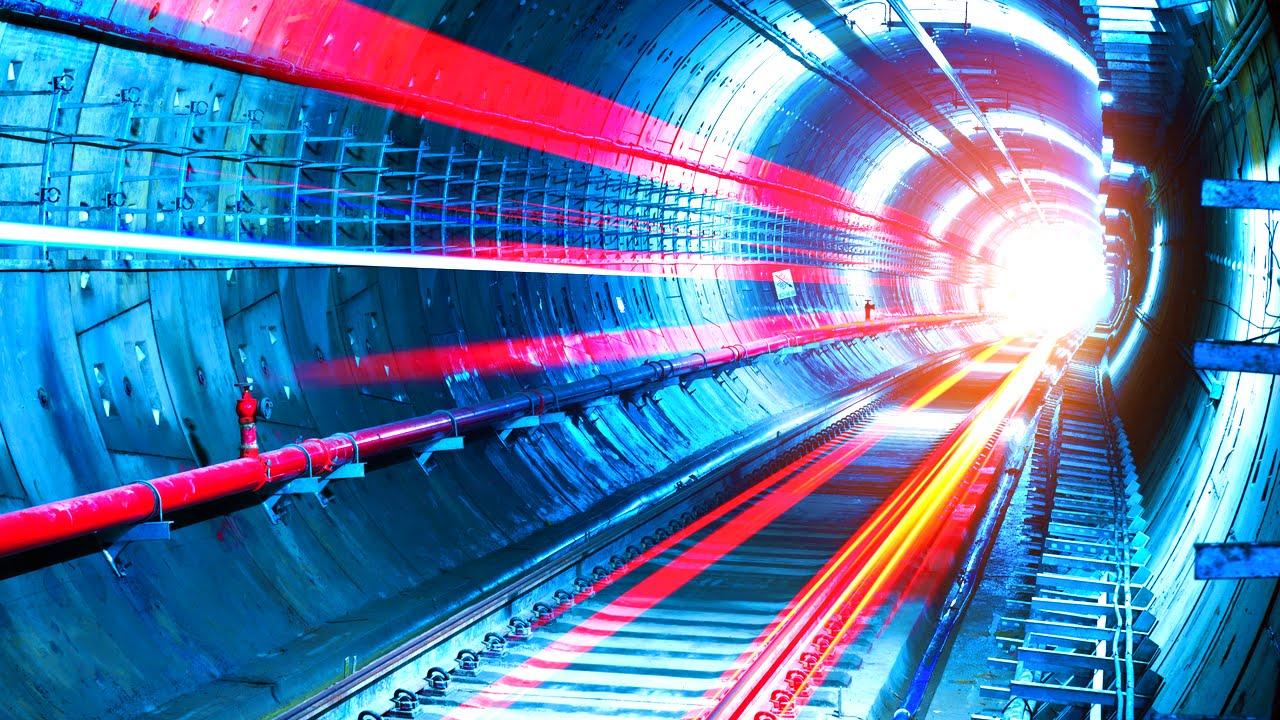 the 10 longest megatunnels in the world doovi