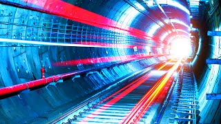 Top 10 Longest MEGA-Tunnels