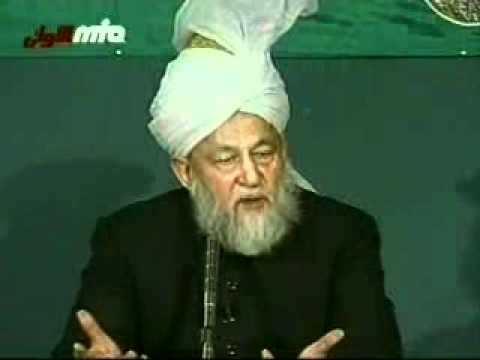 Ahmadiyya Khalifa about Hazrat Baba Guru Nanak