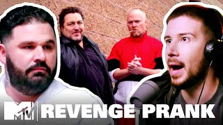 This 'Alpha' Victim Makes A Prank… So Much Worse | Revenge Prank