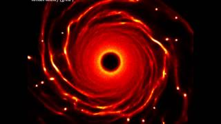 Gravitational instability in a protoplanetary disc (fast cooling)
