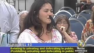 7/9/14 Madori Rumpungworn's testimony against criminalizing homeless thumbnail