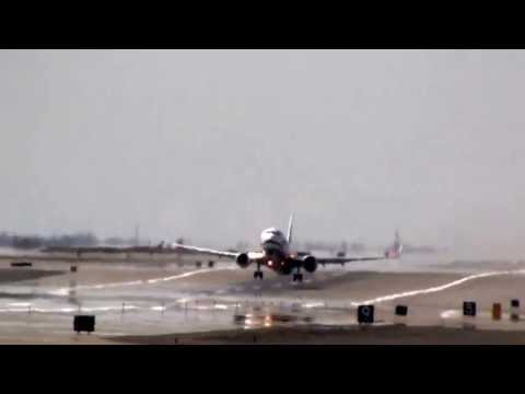Alaska Airlines 737-800 Takeoff Ted Stevens Anchorage International