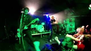 U.K. Subs - Limo Life / C.I.D. / I Live in a Car - live 13.2.2013