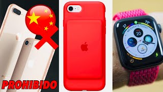 Le Prohiben a Apple vender estos iPhone en China , Nuevos Smart Battery Cases, y más noticias