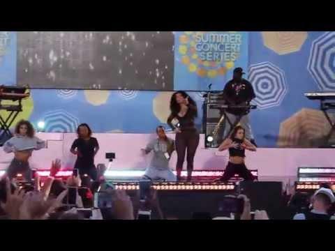 Nicki Minaj - Only @GMA (Rehearsal) - Audience