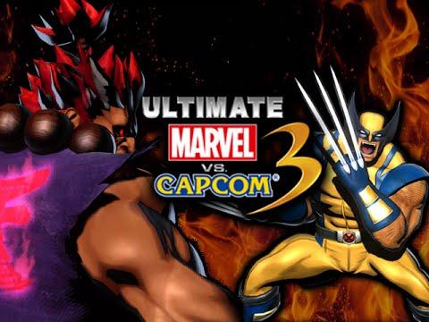 GLORIOUS AKUMA COMBOS! Ultimate Marvel Vs. Capcom 3 - Online Matches