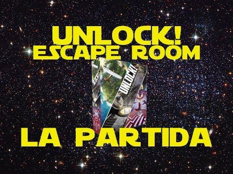 Unlock!: Partida/Así lo Jugamos (Spoilers)