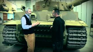 "Inside the Tanks - Episode V Part I - The_Challenger presents ""The Tiger"" - World of Tanks"